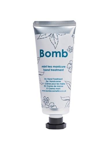 Bomb Cosmetics Mint Tea Manicure El Kremi 25ml Renksiz